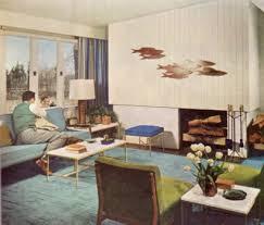 home and garden interior design 1950 s interior design from better homes gardens mcm decor for