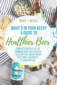is bud light lime gluten free do you know what s in your beer a guide to healthier beer gluten