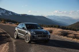 blue porsche 2017 2017 porsche macan reviews and rating motor trend