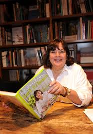 ina garten has an entire library for her cookbooks architectural