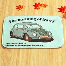 aliexpress com buy door mats meaning of travel anti slip