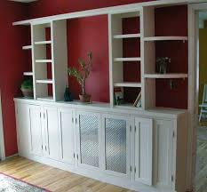 In Wall Bookshelves by 29 Best Built In Wall Units Images On Pinterest Corner