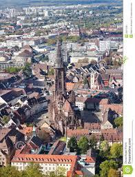 Germany Map Freiburg by Old Town Freiburg Im Breisgau Germany Royalty Free Stock Photo