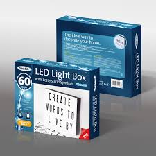 make your own light up sign a4 a5 light up cinematic letter box sign home wedding party xmas