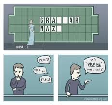 Grammer Nazi Meme - its grammar nazi hey its grammar nazi its grammar nazi meme guy