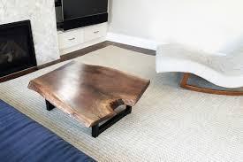 live edge slab tables u2013 four fields furniture