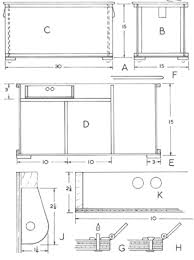 Plans For A Simple Toy Box by How To Build A Toy Box