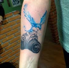 30 coolest watercolor bird tattoo designs and ideas