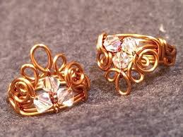 make jewelry rings images Handmade jewelry wire jewelry lessons diy how to make crown jpg