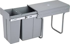 Pull Out Trash Can 15 Inch Cabinet Kitchen Innovative Of Kitchen Trash Can Ideas Dog Proof Kitchen