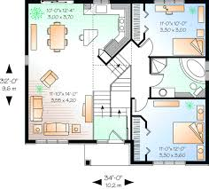 split entry floor plans european style house plans plan 5 229