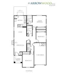 Zia Homes Floor Plans Arrowwood Homes