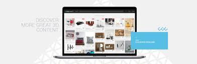 home design 3d tablet design connected 3d models of furniture for interior design