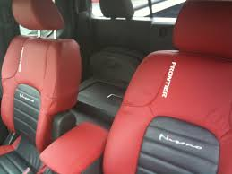 nissan frontier interior leather interior complete pics nissan frontier forum