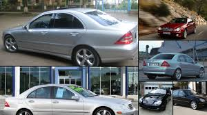 mercedes benz c class all years and modifications with reviews