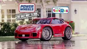 wheels porsche 911 gt3 power wheels porsche 911 gt3 tv commercial the coolest car