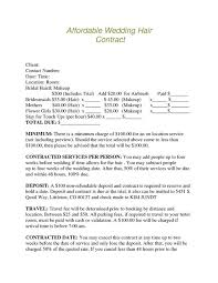 makeup contracts for weddings makeup and hair contracts for weddings mugeek vidalondon