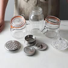 kitchen storage organization kitchen food52 shop kitchen tool storage jar set