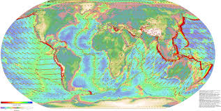 Map Of Tectonic Plates 14 Maps Of The World That Put Conservation In Perspective Dr