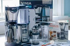 ninja coffee bar clean light keeps coming on ninja coffee bar product review