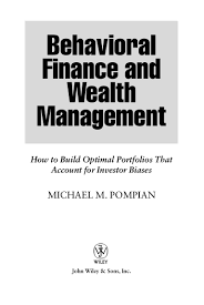 wiley behavioral finance and wealth management bbs