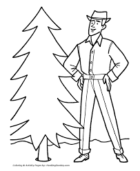 christmas tree coloring pages searching christmas tree