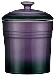kitchen canisters and jars purple glass kitchen canisters beautiful purple kitchen canisters