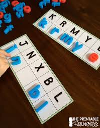 best 25 letter matching ideas on pinterest kindergarten centers