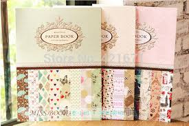 Scrapbook Paper Packs Scrapbooking Paper Pack Set 16sheet Set 8 Design And