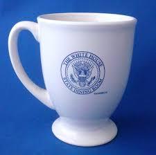 lenox coffee mug coffee cup the white house state dining room mug