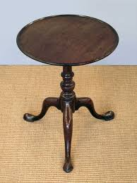 antique round coffee table antique wine table georgian wine table low tripod table round