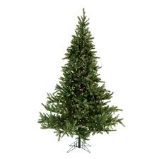 noble christmas tree fraser hill farm 7 5 ft pre lit noble fir artificial christmas