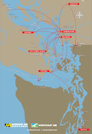 Greyhound Routes Map by Twin Otter World Airline News