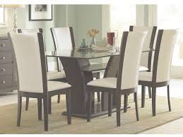 Glass Dining Table Chairs Modern Dining Tables Chairs Table Design Models Of Modern With