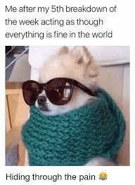 Everything Is Fine Meme - 25 best memes about everything is fine everything is fine memes