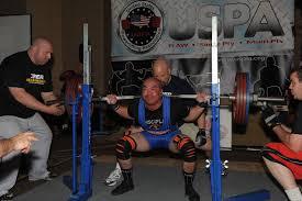 99 gcts airman sets uspa american squat record u003e nellis air force