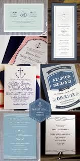 nautical wedding invitations nautical wedding invitations invitation crush