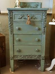 Annie Sloan Duck Egg Blue by A French Touch Revamping And Repurposing Vintage Furniture And A
