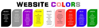 good colour schemes good color schemes for websites coloring pages