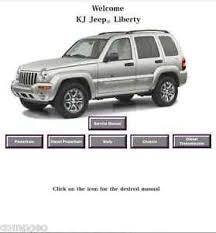 2005 jeep owners manual 2006 jeep liberty manual ebay
