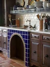 Mexican Kitchen Cabinets Rustic Mexican Kitchen Houzz