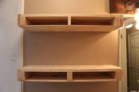 Floating Wood Shelves Diy by Diy Bathroom Floating Shelves
