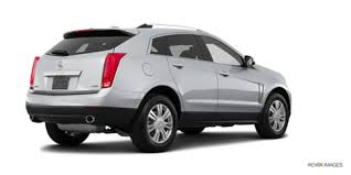 2016 cadillac srx standard rebates and incentives kelley blue book