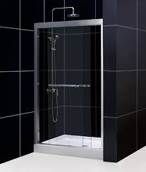 Bypass Shower Door Dreamline Bypass Sliding Shower Door Two Panel Sliding Doors