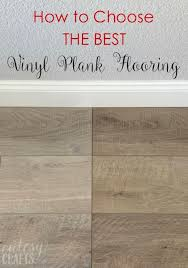 can i put cabinets on vinyl plank flooring how to choose the best vinyl plank flooring cutesy crafts