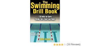 the swimming drill book the drill book series amazon co uk