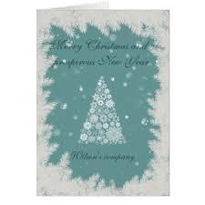 mint winter christmas tree corporate calendar 2018 card winter