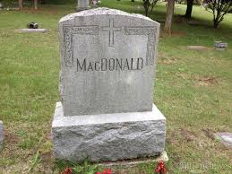 Donald Macdonald by Grave Site Of Donald Macdonald 1836 1922 Billiongraves