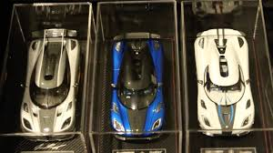 koenigsegg bburago 1 18 scale model car collection 1 18 diecast collection update