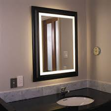 Bathroom Mirror Design Ideas Bathroom Mirror Design Ideas Wooden Black Bathroom Lighted